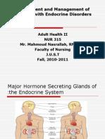 Endocrine Disorde