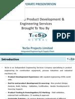 TecSo Global Corporate Profile