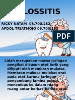 Glossitis Presentasi