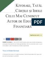 Robert Kiyosaki, Tatăl Bogat_ Cărțile și Ideile Celui Mai Cunoscut Autor de Educație Financiară - Florin Roșoga.pdf