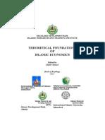 2. Theoretical Foundations of Islamic Economics Edited by Ha