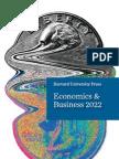 Harvard University Press Economics and Business