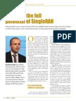 Realizing the Full Potential Od SingleRAN