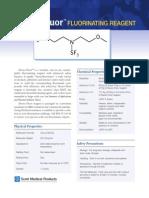 Deoxofluor