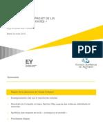 CSN Etude Impact Economique Loi Macron Mars2015 EY
