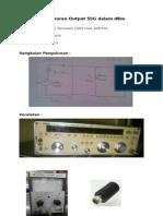 1203131046_Pengukuran Output SSG Dalam DBm