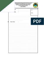 Format Laporan Prak PBG