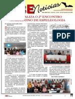 2° Encontro Nordestino de Espeleologia -SBE Noticias_311