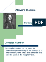 DeMoivre's Theorem