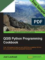 Python programming pdf qgis cookbook