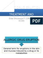 Allergic Drug Eruption Treatment