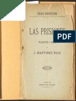 Kropotkin Las Prisiones