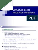 2.Estructura de Las Ceramicas