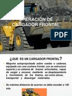 Curso Familiarizacion Capacitacion Operacion Cargador Frontal