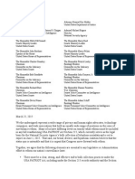 NSA Coalition Letter 032515
