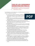 4.-Los Derechos de Los Ciudadanos Ante La Administración Pública