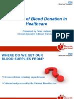 BVH Members Blood Donation Presentation (1)