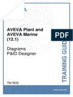 TM-3532 AVEVA Plant and AVEVA Marine (12 1) Diagrams PID Designer Rev 1.0