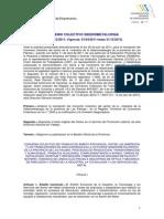 Convenio Colectivo Siderometalurgia Canarias