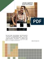 Digital Booklet - Room for Squares