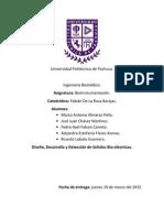Reporte Practica 2 Señales Bio-Electricas.