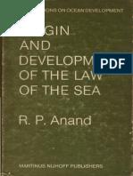 Origin and Development of Law of Sea.pdf