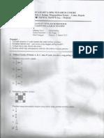 UTS II Matematika 3 SD Tirtamarta - BPK Penabur