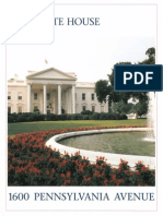 The White House - 1600 Pennsylvania Avenue Booklet