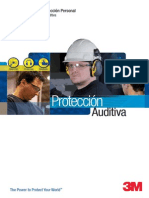 Catalogo Proteccion Auditiva 3M