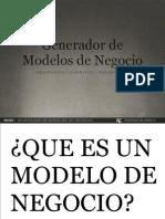 Busness Model Generation Espanol