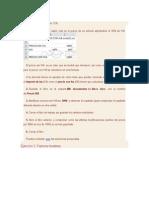 Segundoejercicio Excel