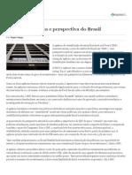 377398-S&P Mantém Nota e Perspectiva Do Brasil