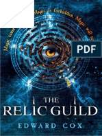 The Relic Guild by Edward Cox Extract