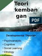 PPD - Teori Perkembangan