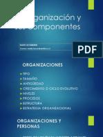 Clase 2 La Organizacion y Sus Componentes (1)