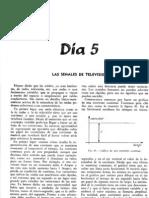 TV - La señal de TV Blanco y Negro