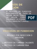 Procesos de Fundición Manu