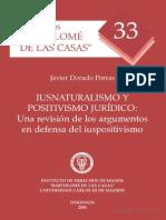 Iusnaturalismo y positivismo jurídico