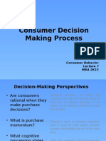 Decision Making Lec