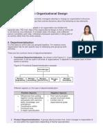 Six Key Elements in Organizational Design