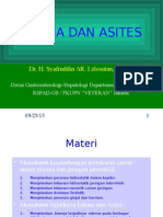 Edema Dan Asites