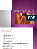 Shoulder Complex