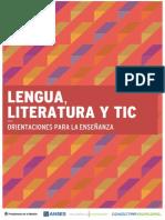 Lengua Literatura TIC