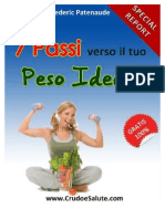 4PassiPesoIdeale - Www.crudoeSalute.com -