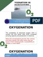 Principal of Oxygenations