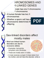 page 165 sex chromosomes and sex linked chromosomes