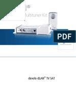 Manuel DLAN TV SAT Multituner Kit Fr