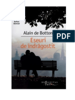 Alain de Botton - Eseuri de Indragostit (v1.0)
