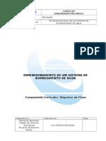 Dimensionamento de Instalação de Bombeamento de Água.doc