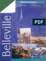 Belleville 1 livre.pdf